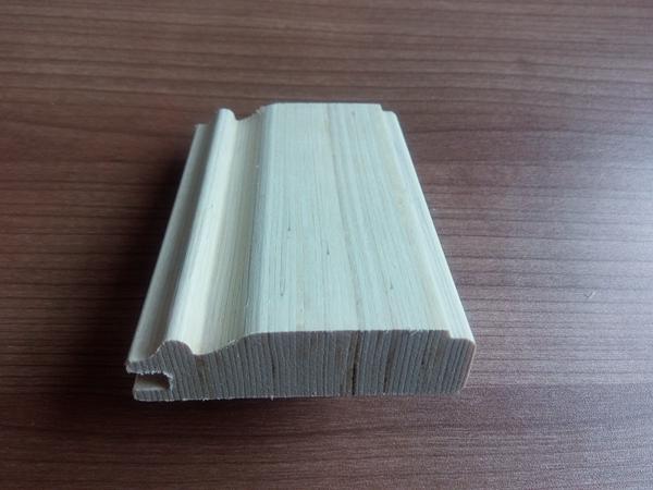 实木线条基材加工