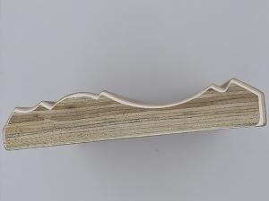 木塑线条门套线